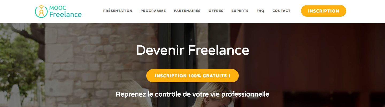 """image La vie de freelance n'aura plus de secret pour toi avec le MOOC """"Devenir Freelance"""""""