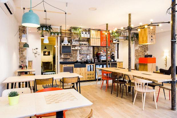 Freebe : Les 10 meilleurs espaces de co-working àParis