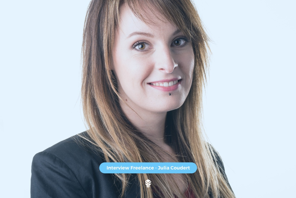 Freebe : [Interview Freelance] Julia Coudert | Social media manager