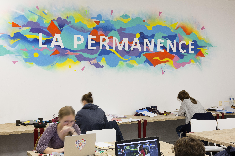 image La Permanence, le coworking sans se ruiner