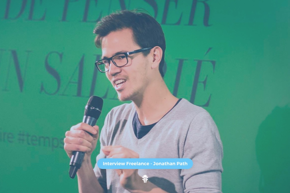 Freebe : [Interview Freelance] Jonathan Path, coach pour freelances