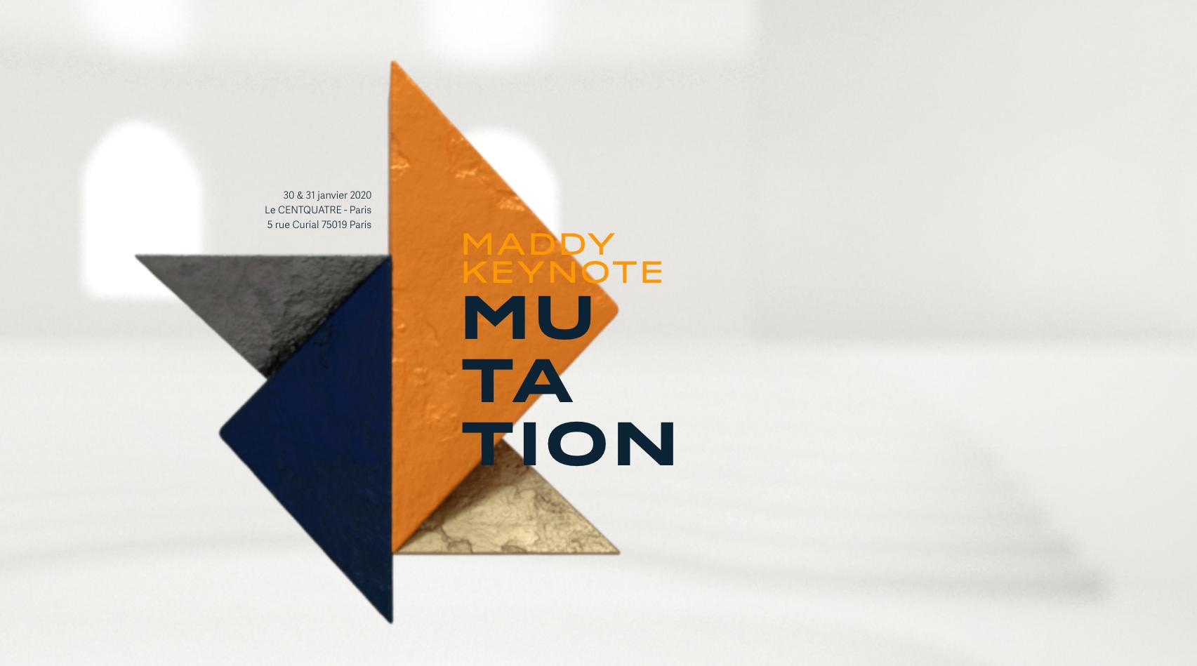 image 20 places à gagner pour la 5ème édition de la Maddy Keynote!