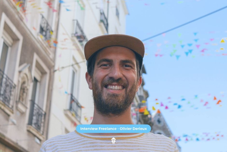 [Interview Freelance] Olivier Derieux, motion designer