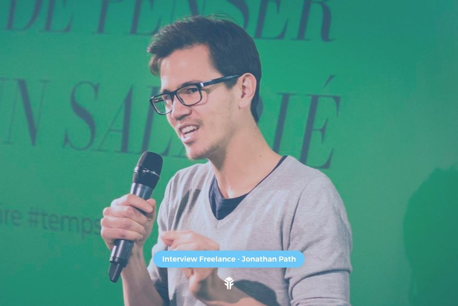 [Interview Freelance] Jonathan Path, coach pour freelances